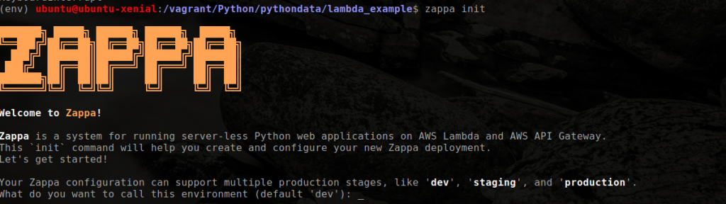 Python and AWS Lambda - A match made in heaven - Python Data